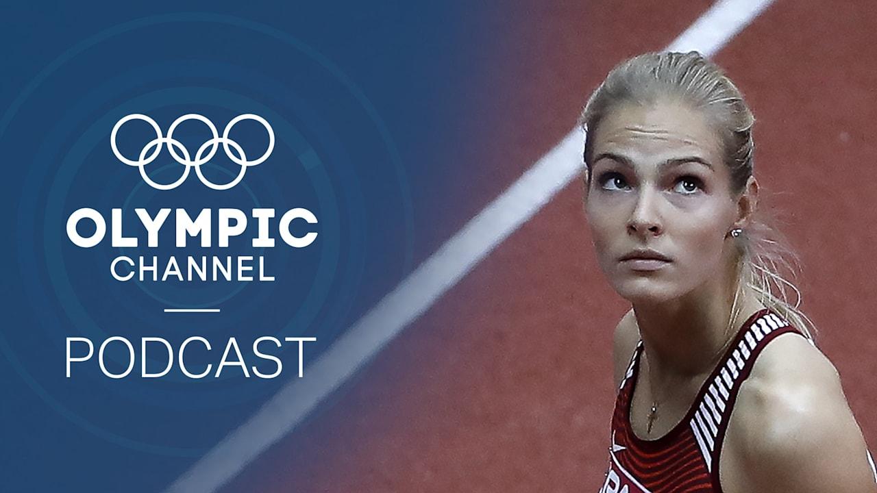 Podcast: Darya Klishina - The 'lonely' long jumper