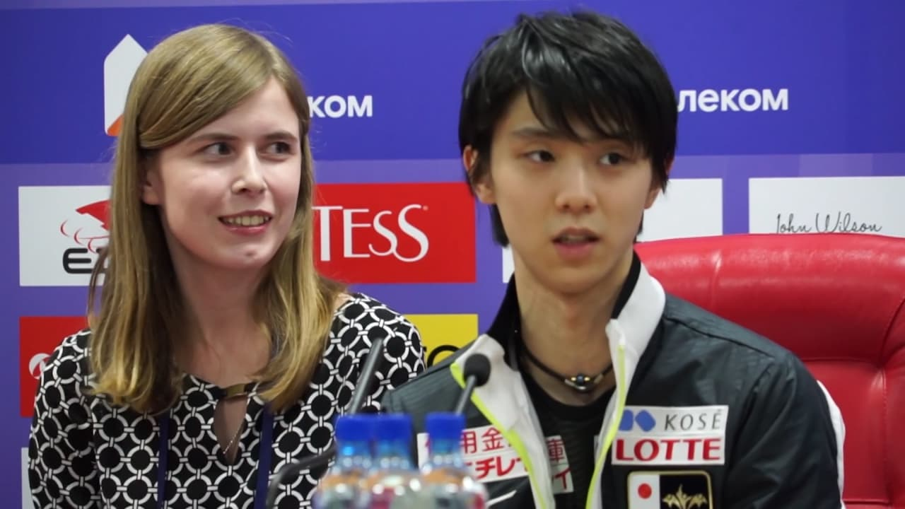 Hanyu satisfied after short program at 2018 Rostelecom Cup
