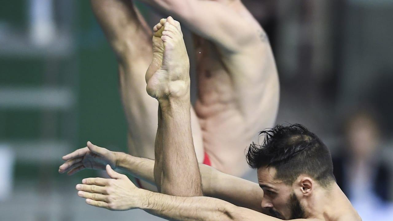 男子3mシンクロナイズド決勝 | 飛込 - 夏季ユニバーシアード - ナポリ