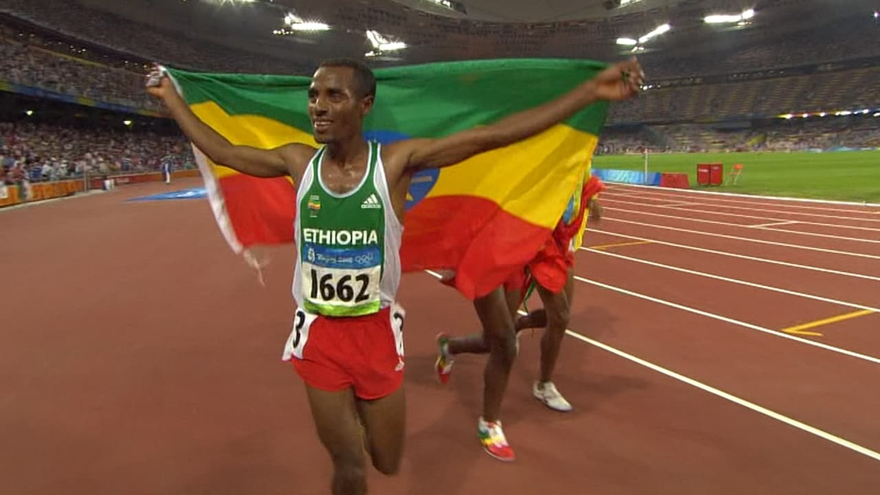 Bekele completes distance double at Beijing 2008