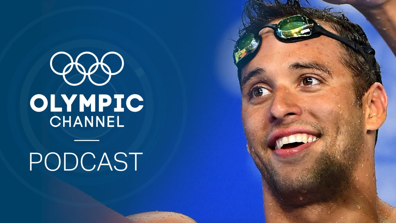 Podcast: Chad Le Clos and Rami Anis on never giving up