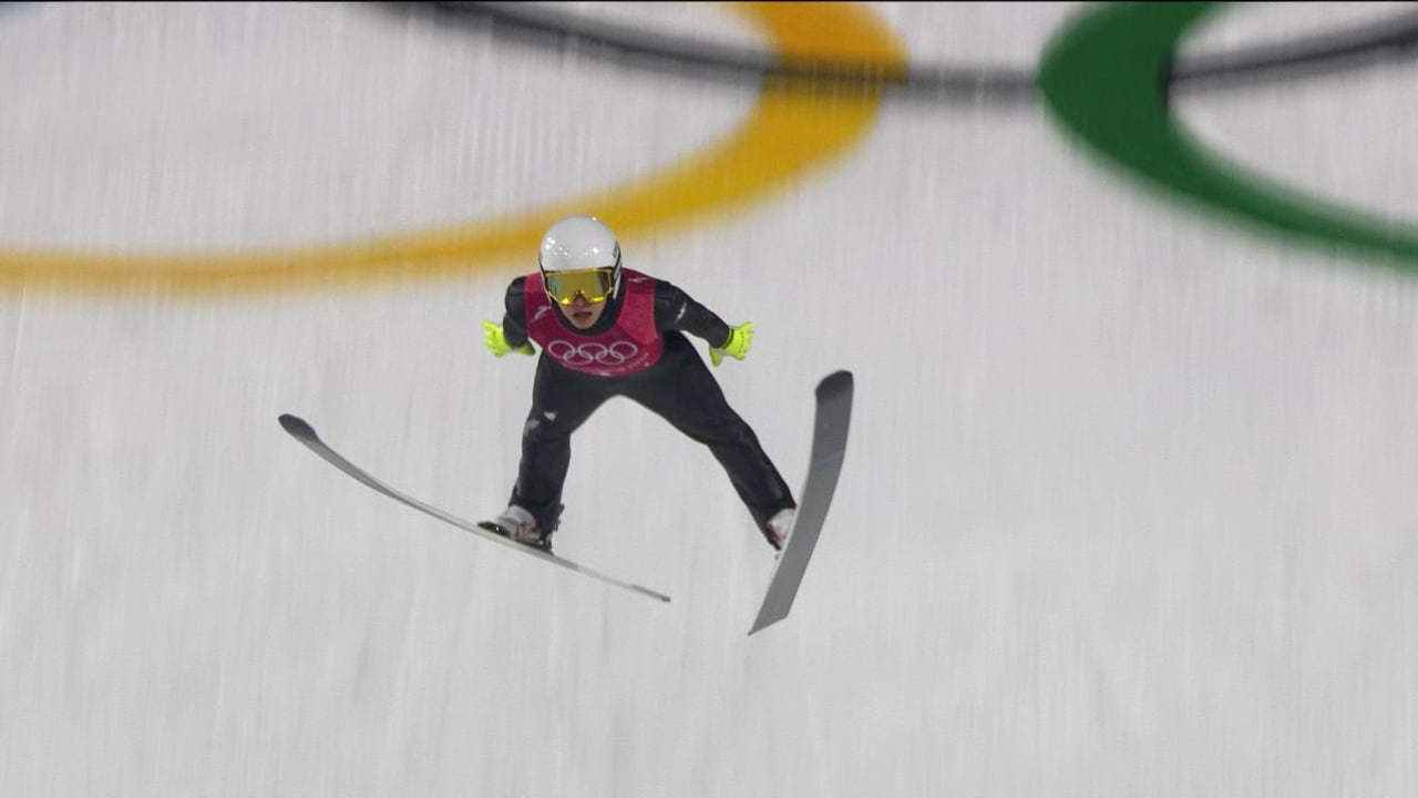 Men's Team Event - Ski Jumping | PyeongChang 2018 Replays