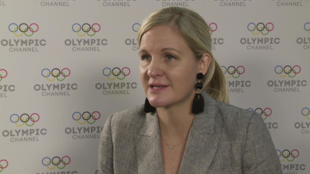 Kirsty Coventry on Russia: