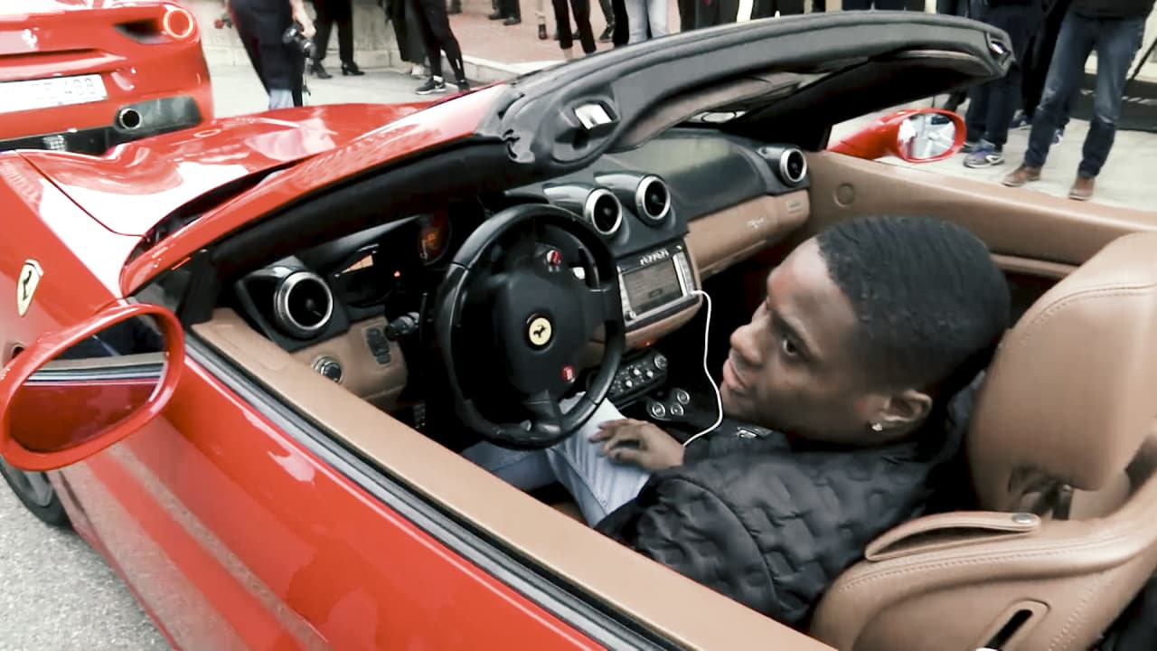 Why athlete of year finalist Christian Coleman agrees he's like a Ferrari