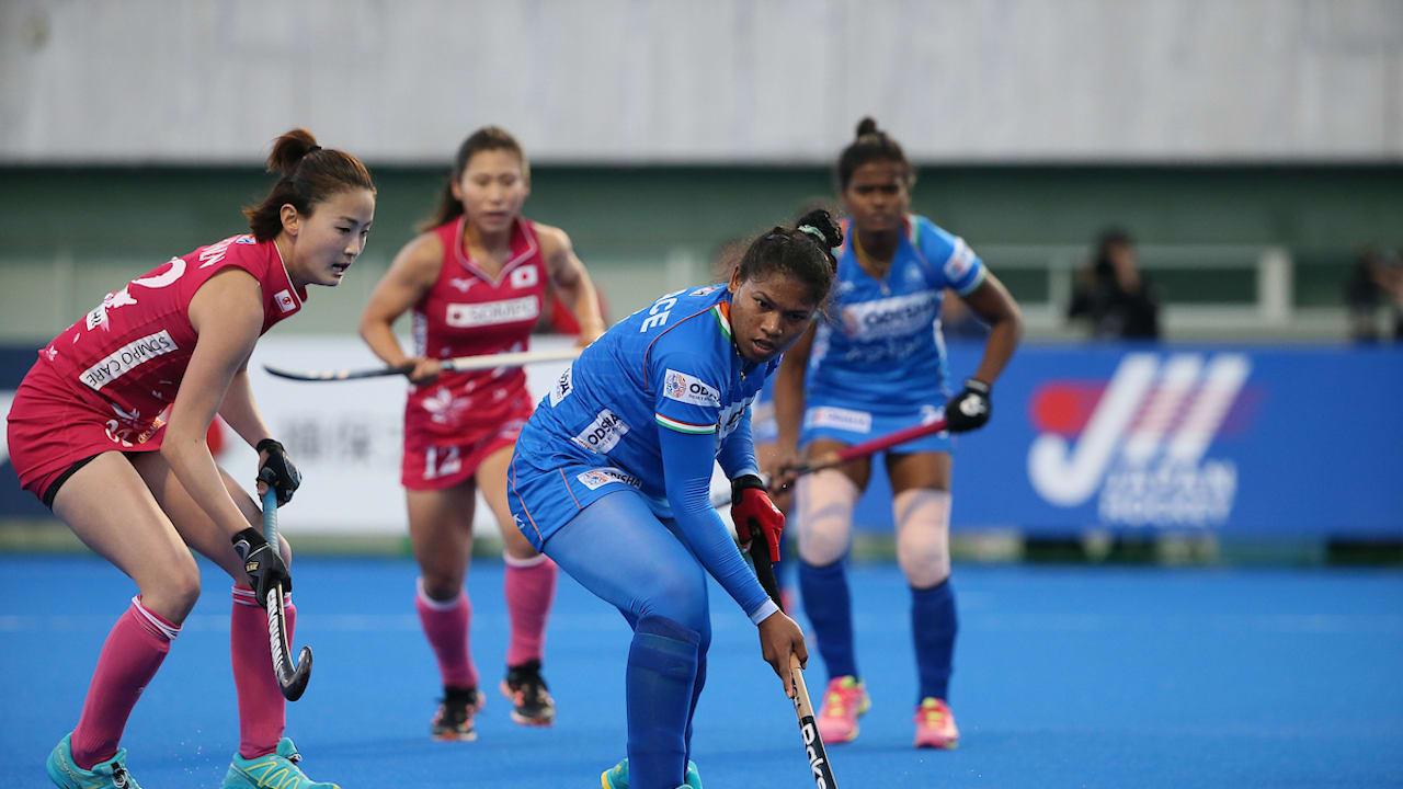 Indian Hockey Team - Women