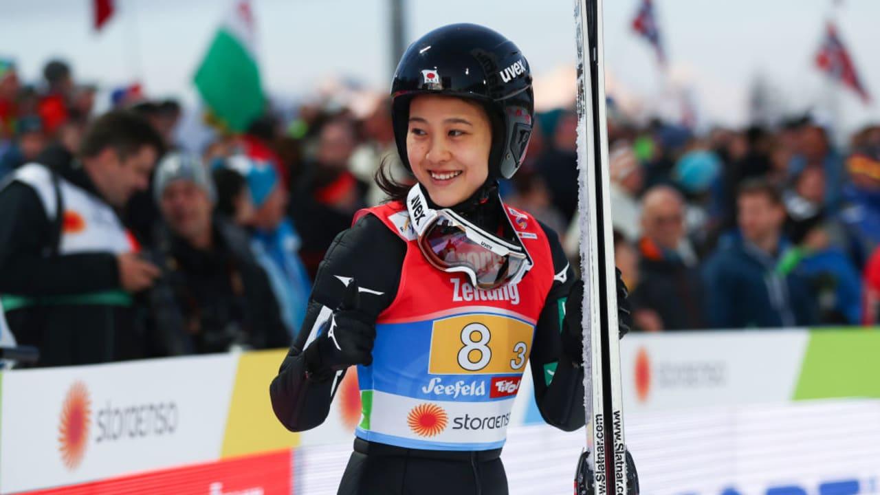 女子 ワールド ジャンプ カップ