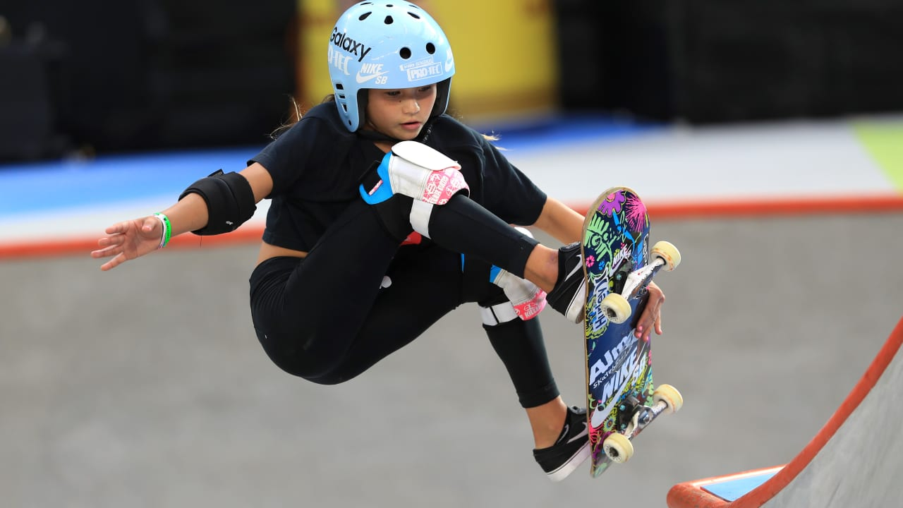 Skateistan among six Women and Sport Awards 2020 winners announced by IOC