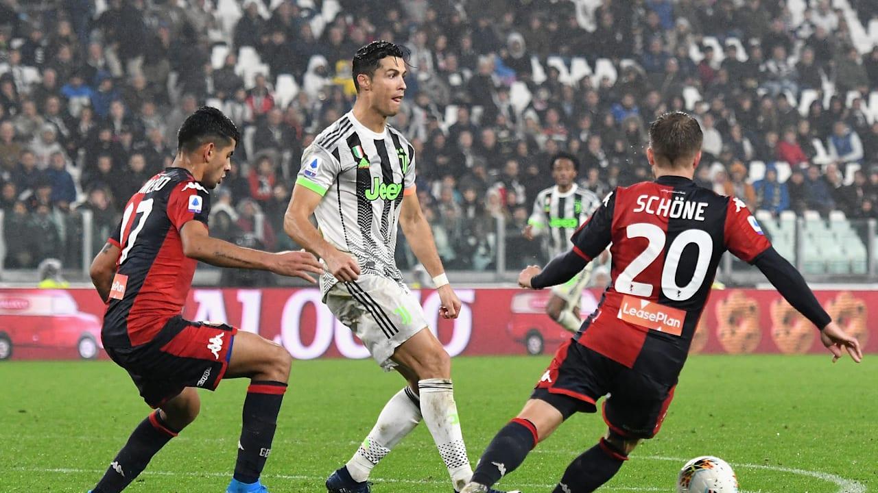 Genoa vs Juventus