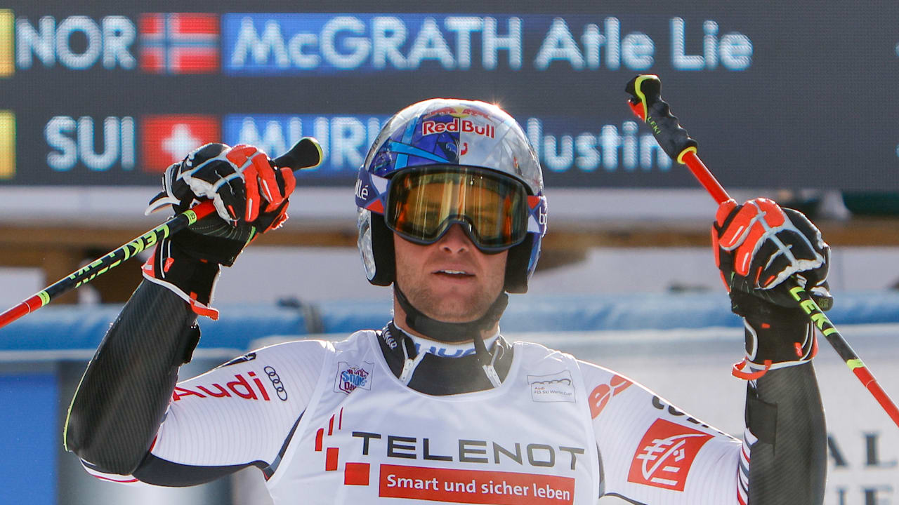 Alexis Pinturault Wins First Alta Badia Giant Slalom