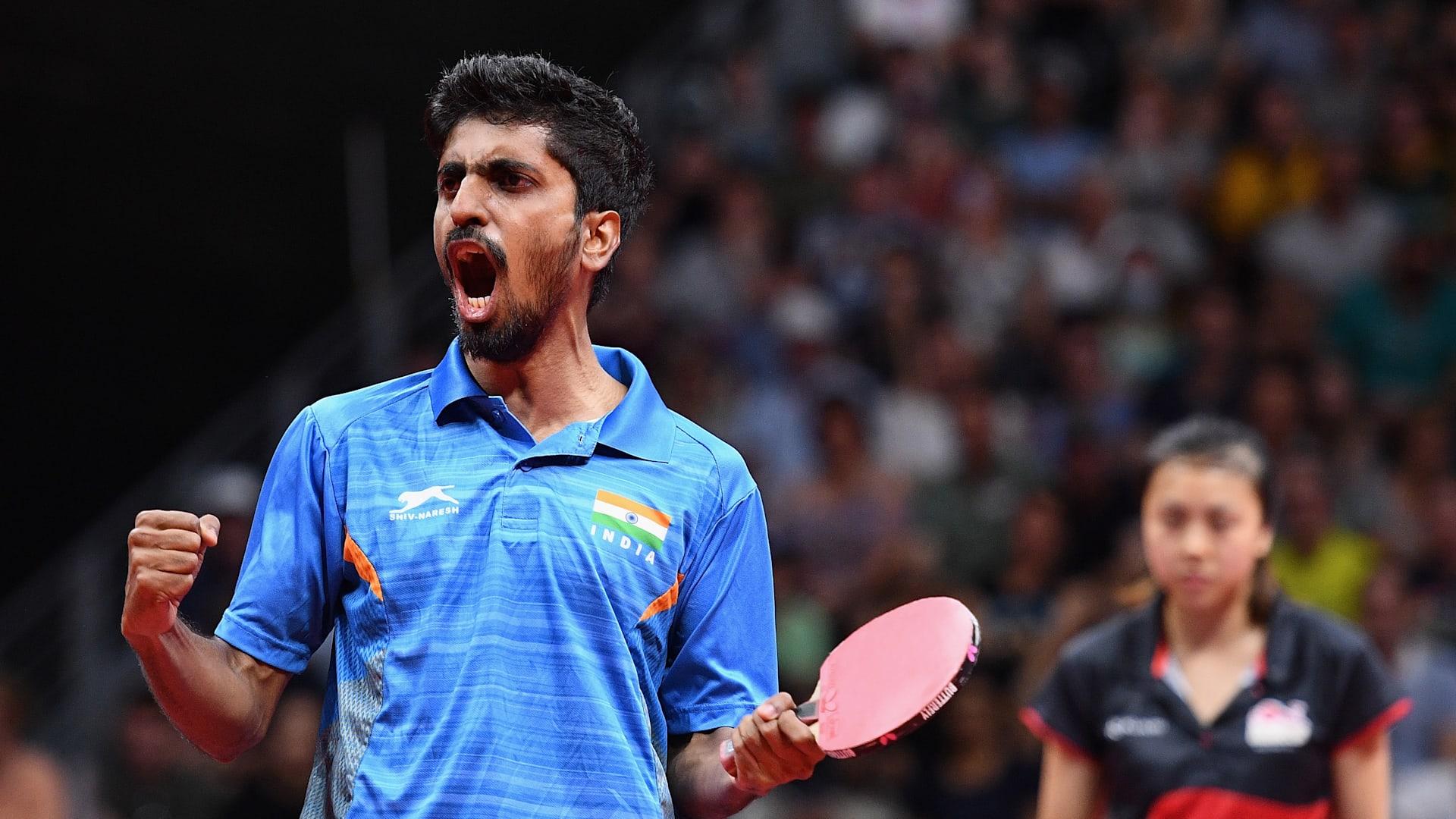 The story of Sathiyan Gnanasekaran: Engineer-turned-table tennis pro