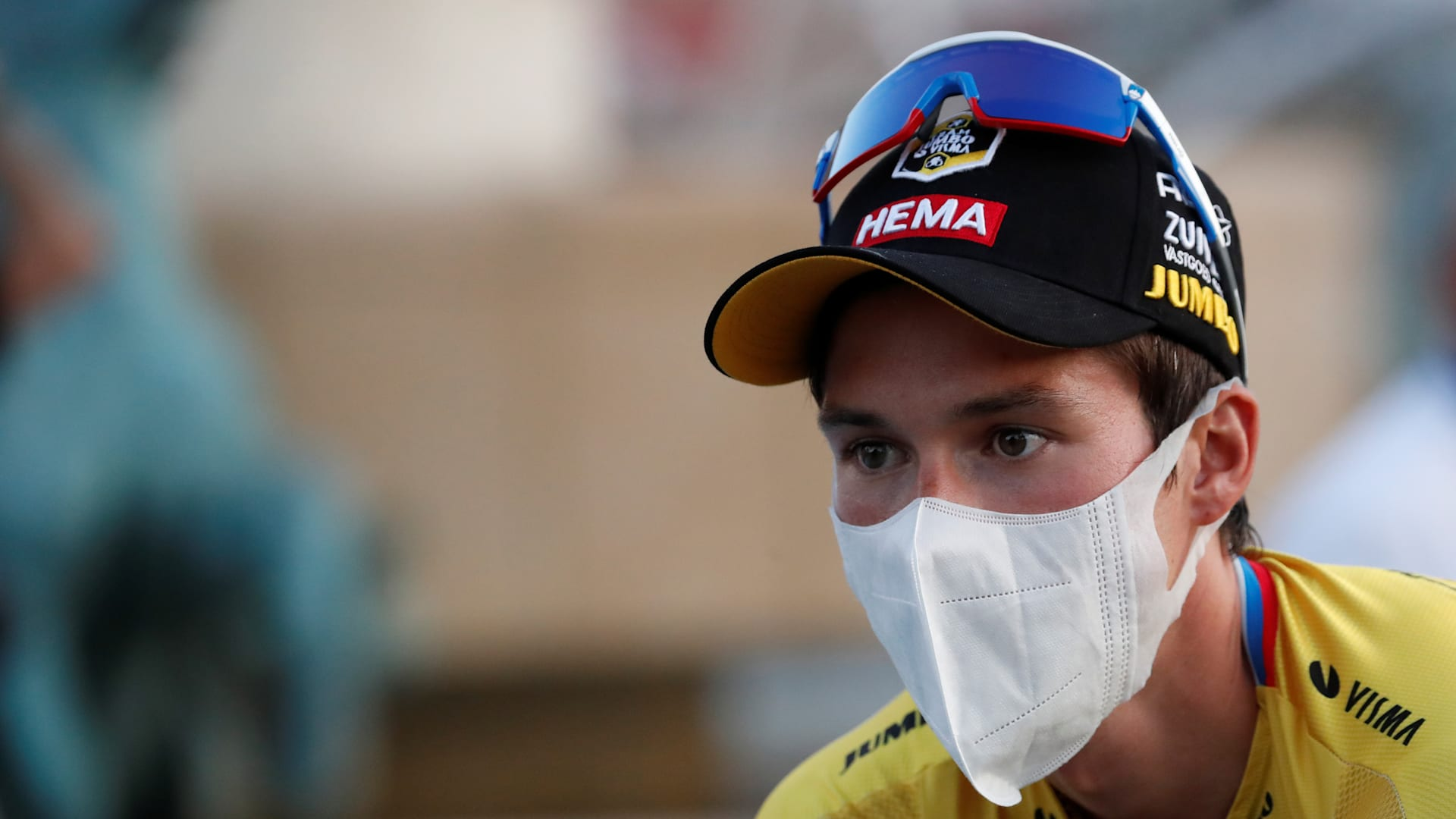 The Former Ski Jumper Chasing Tour De France Glory