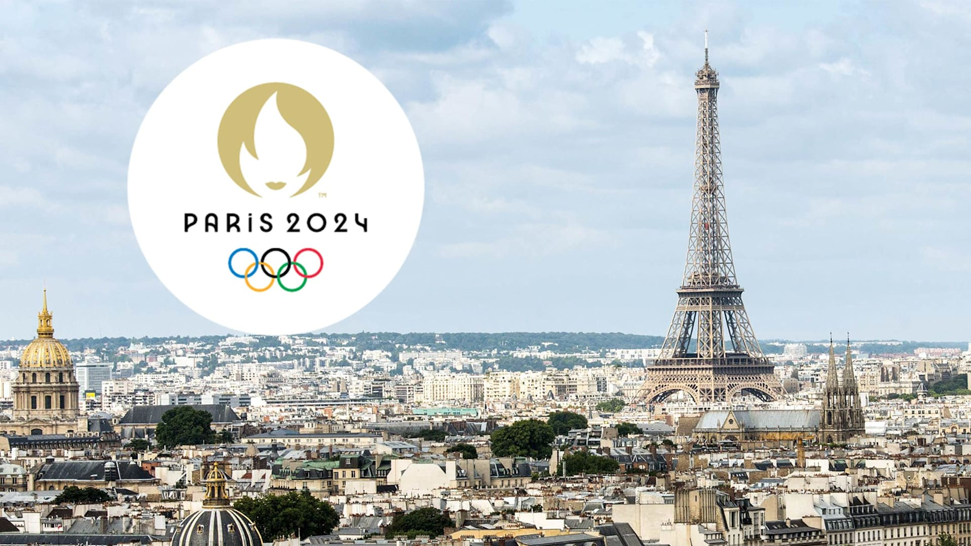 Paris 20 unveils new Olympic and Paralympic Games emblem ...