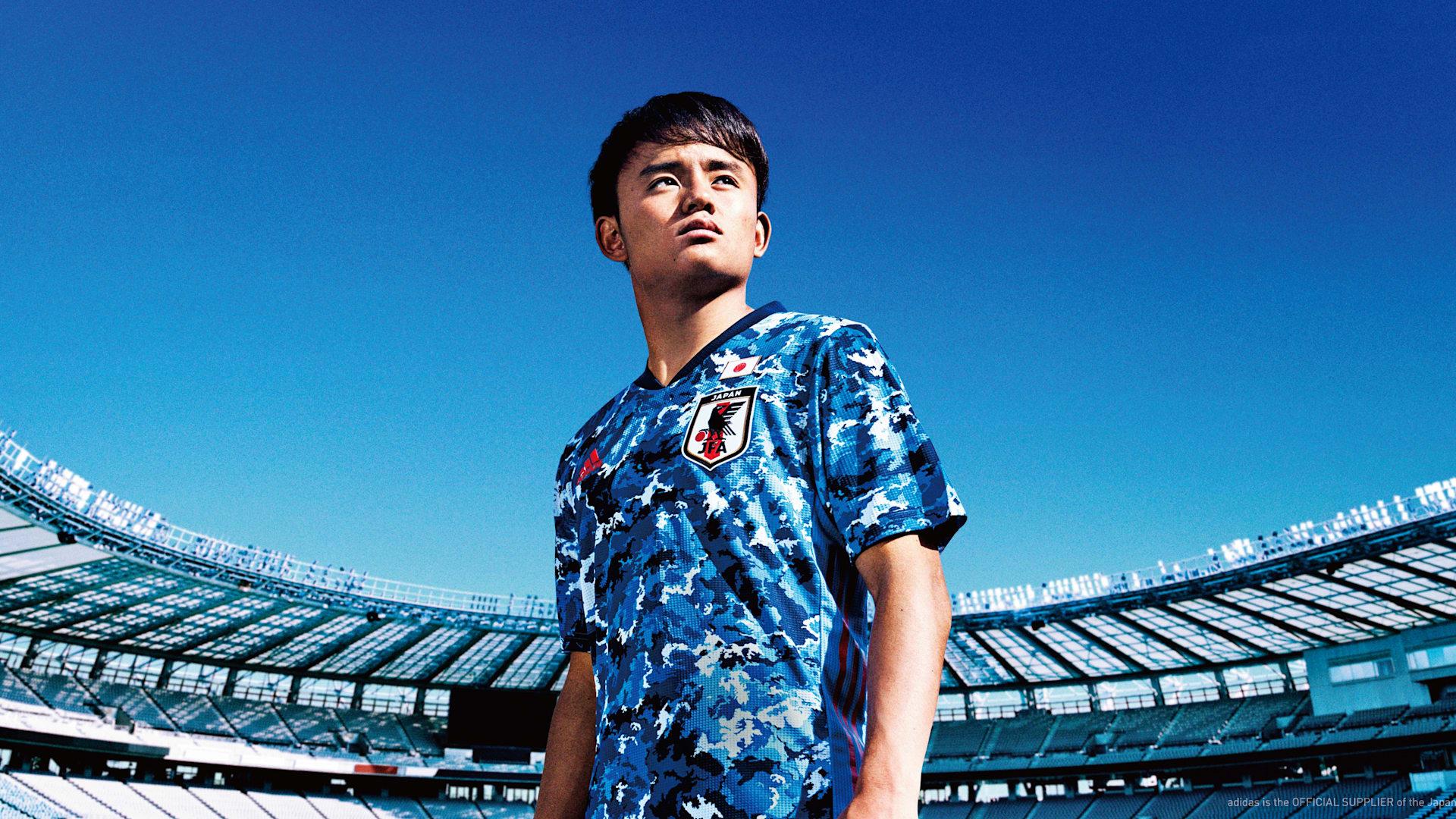 サッカー日本代表 新ユニフォームを発表 東京五輪で着用