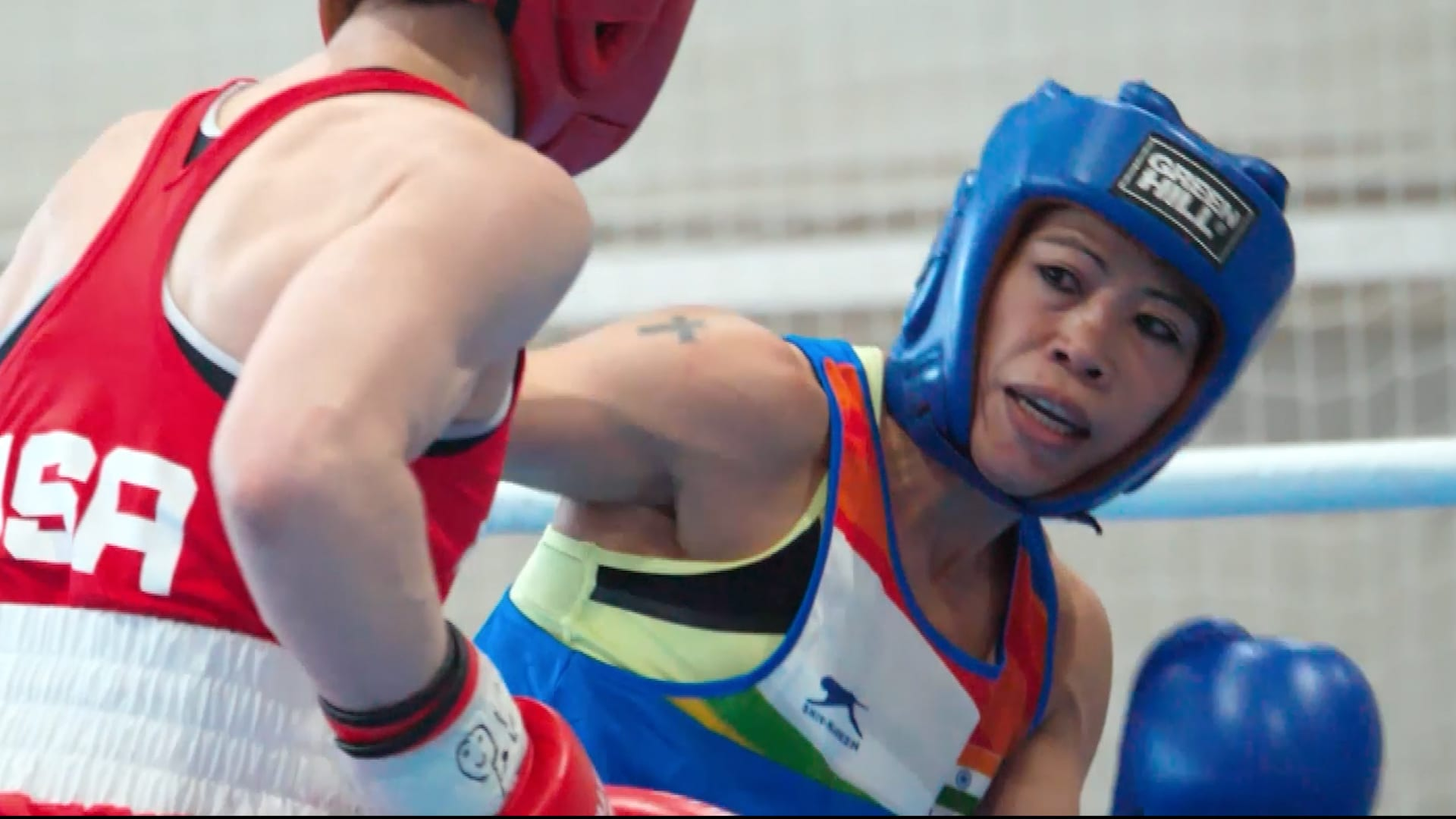 Mary Kom and Sakshi Chaudhary are in Finals in Asian Boxing Championships