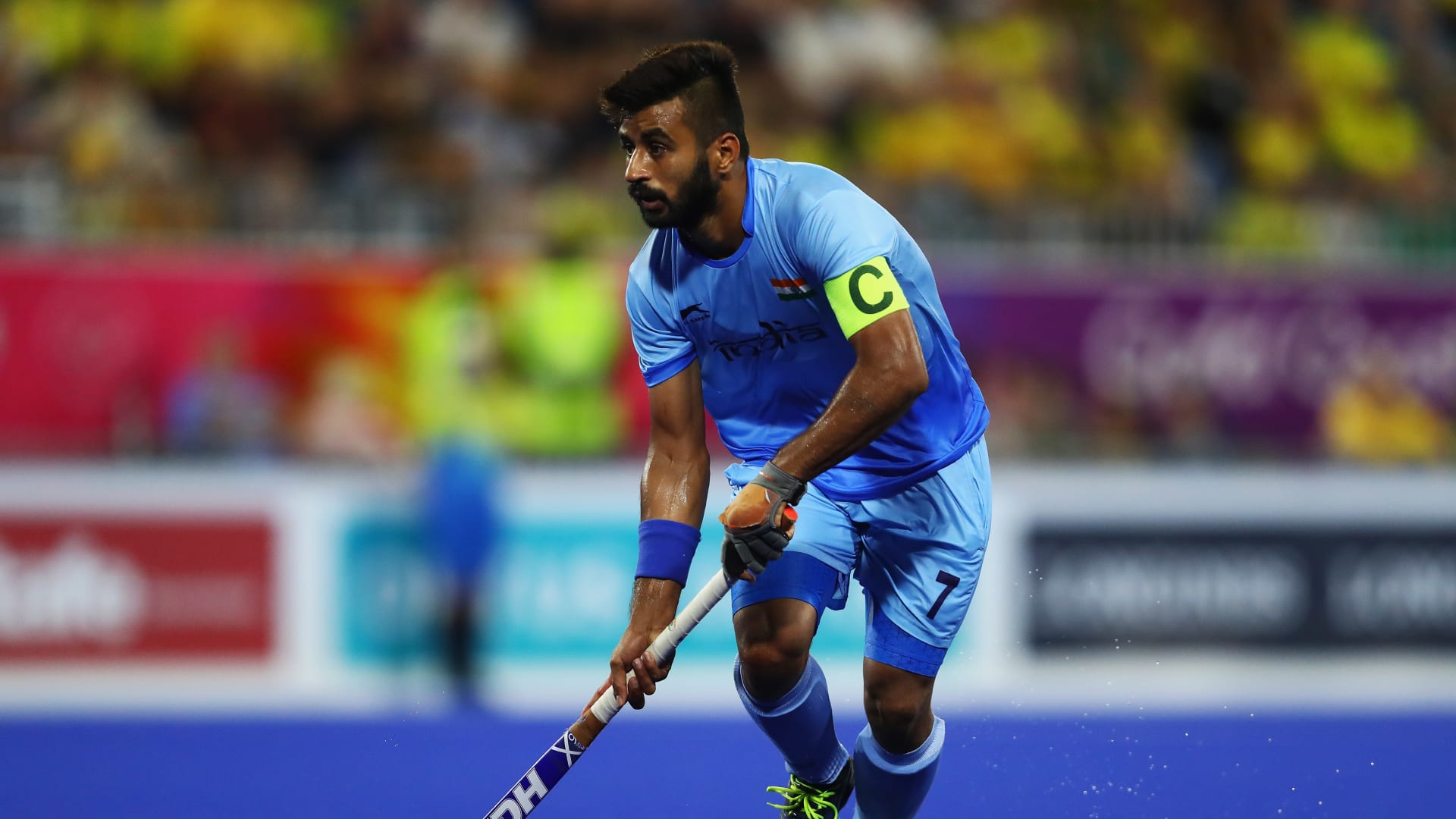 Indian Hockey Captain Manpreet Singh Aiming For Success In 2020