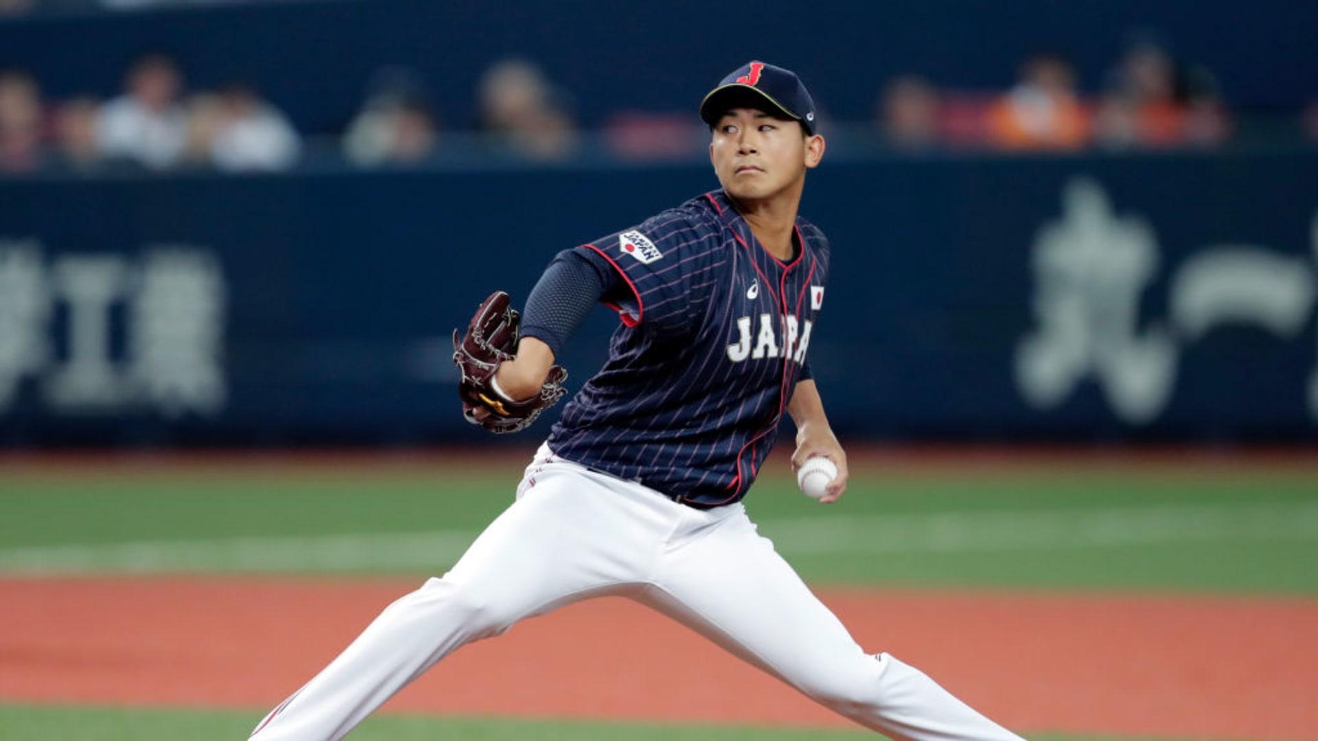野球 侍ジャパン カナダに完封勝利
