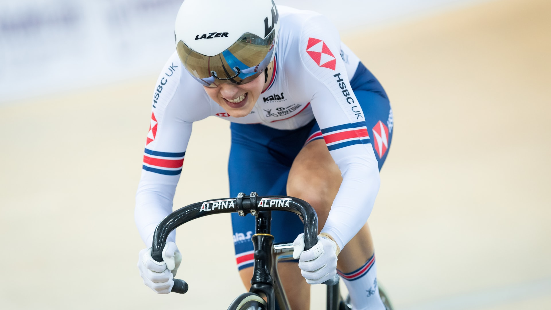 Team Gb track cyclist Victoria Williamson makes remarkable comeback