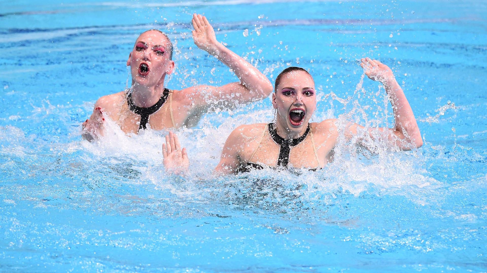 Swimming at the 1998 World Aquatics Championships
