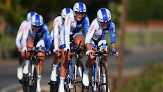 Damen Team Zeitfahren | UCI-Straßen-Weltmeisterschaften - Innsbruck