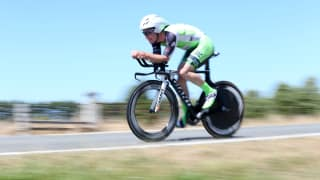 U23 Men's Time Trial   UCI Road Cycling World Championships - Innsbruck