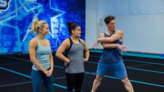 Fitness couple Austin Raye and Julian Daigre train like Olympians