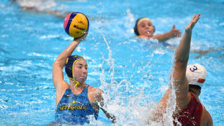 Women's 13/14 - RSA v JPN | Water Polo - FINA World Championships -Gwangju