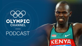 Podcast: Olympic champ Wilfred Bungei on alcoholism & almost losing his life