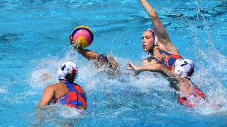 Women's QF 4 - ITA v HUN | Water Polo - FINA World Championships - Gwangju