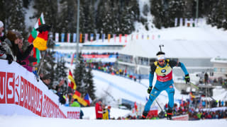 Men's 20 km Individual | IBU Biathlon World Cup 2018 - Pokljuka