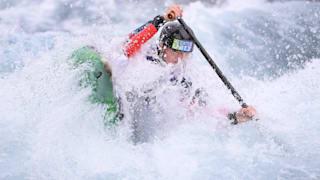 Junior C1W & K1M Finals   Slalom World Championships - Krakow
