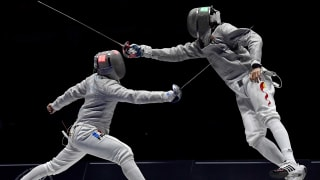 Men's Semi-finals and Finals | FIE Grand Prix Sabre - Moscow