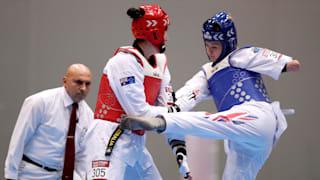 READY STEADY TOKYO-Para Taekwondo