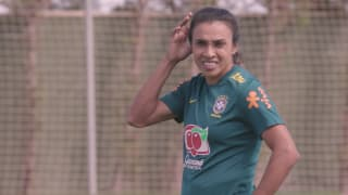 Exclusive! Brazil star Marta on social media: