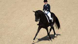 Isabel Werth on Weihegold Old Dressage Rio 2016 3