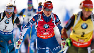Women's 12.5km Mass Start | IBU World Cup - Ruhpolding