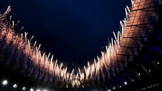 Церемония открытия | Африканские игры - Рабат