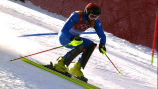 Day 2 - Run 1 | FIS European Cup - Courchevel
