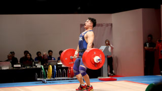 Men's Weightlifting 96 kg, 102 kg
