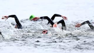 Men's Open Water 10km   Swimming - FINA World Championships - Gwangju