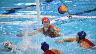 Women's Consolation Match 1 | Water Polo - FINA World Championships -Gwangju
