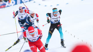 Men's & Women's Sprint Finals   FIS Nordic World Ski Championships - Seefeld