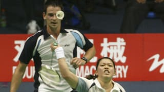 IRL vs SRI | Total BWF Sudirman Cup - Nanning