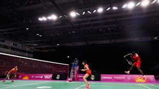 Demi-finale #2 | BWF Sudirman Cup - Nanning