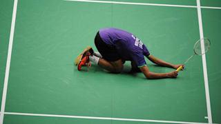 HF - Spielfeld 1 - Session 2 | Badminton: Badminton-Weltmeisterschaften 2019