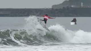 اليوم 9 | الألعاب العالمية لركوب الأمواج (ISA) - ميازاكي