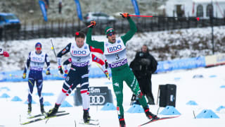 Men's 15km Interval | FIS World Cup - Davos