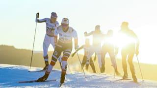 Women's 15km Skiathlon | FIS Nordic World Ski Championships - Seefeld