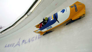 Bobsled de 2 - Run 1 | Copa do Mundo Bobsleigh & Skeleton IBSF - Lake Placid