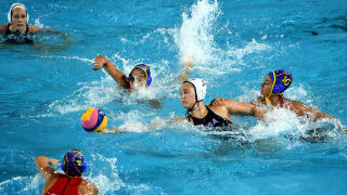 Women's USA v NED | Water Polo - FINA World Championships - Gwangju