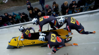 Bobsled a 4 - Carrera 2 | Copa del Mundo de Bobsled y Skeleton - Lake Placid